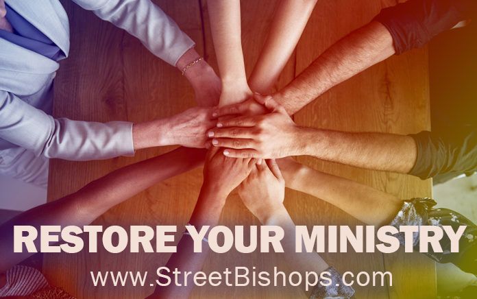 Street Bishops Ministry Coaching Program